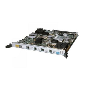 4GE-SFP-LC Cisco 4-Port Gigabit Ethernet ISE Line Card For Data Networking 4 x SFP (mini-GBIC) (Refurbished)