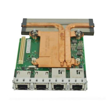 0P71JP Dell X540/I350 Quad Port (2x 10GbE/ 2x 1GbE) Ethernet Daughter Card for PowerEdge R820