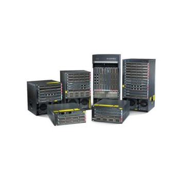 WS-C6509-NEB-A Cisco Catalyst 6509 NEBS Chassis for all Supervisors No Power Supply No Fan (Refurbished)