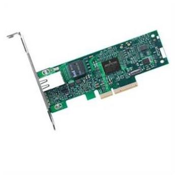 0U3867 Dell Intel PRO/1000 PT Single-Port RJ-45 1Gbps PCI Express Gigabit Network Card