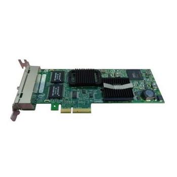 D47316-003 Intel PRO/1000 PT PCI Express Quad Port Network