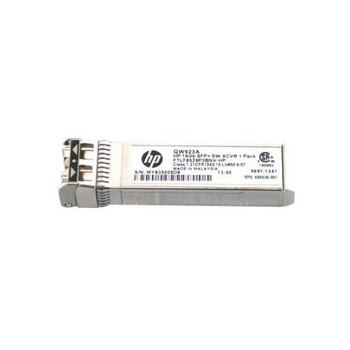 QW923-63001 HP 16Gbps Short Wave Fibre Channel 100m 850nm LC Connector SFP+ Transceiver Module