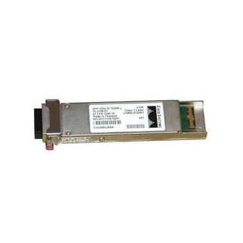 XFP10GLR-192SR-L Cisco 10Gbps OC-192/STM-64 SR-1 10GBase-LR/LW Single-mode Fiber 10km 1310nm Duplex LC Connector XFP Transceiver Module