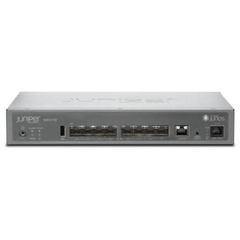 SRX110H-VA Juniper Router Appliance 10 Ports 1 Slots VDSL Desktop (Refurbished)