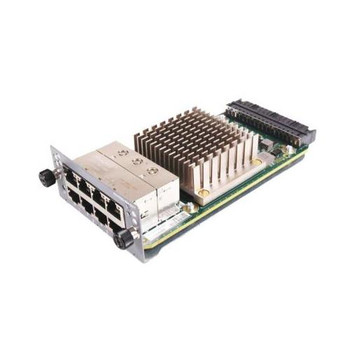 EX4550-EM-8XT Juniper EX 4550 8-port 100M/1G/10G Base-T Expansion Module (Refurbished)