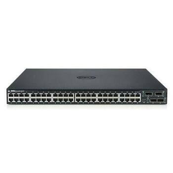 S4820T Dell 48-Ports 10GBase-T High-Performance Ethernet Switch with 4x 40Gigabit QSFP+ Uplink Ports (Refurbished)