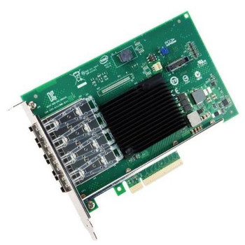 X710DA4G1P5 Intel X710 10Gbps 4-Ports PCI Express 3.0 x8 Ethernet Converged Network Adapter