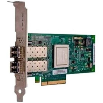 342-3548 Dell Dual-Ports 8Gbps Fibre Channel PCI Express 2.0 x8 Low Profile Host Bus Network Adapter