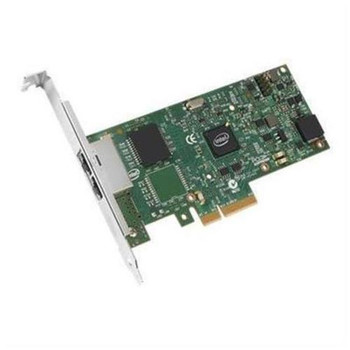 0C19506 IBM Lenovo I350-T2 Dual-Ports 1Gbps PCI Express Gigabit Ethernet Server Network Adapter by Intel