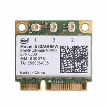 633ANHMW Intel Ultimate N IEEE 802.11n Wi-Fi 450Mbps Mini-PCI Express Adapter