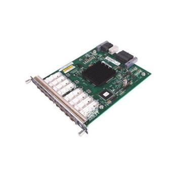 SRX-GP-8SERIAL Juniper 8-Port Sync Serial GPIM for SRX550/ SRX650 (Refurbished)