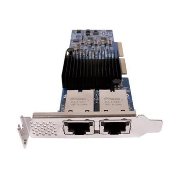 47C8152 IBM 1250-T4 ML2 10GB-T Dual Port Low Profile Ethernet Card by Intel