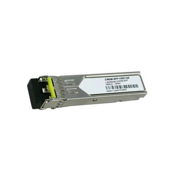 CWDM-SFP-1550-120KM Cisco 1Gbps 1000Base-CWDM Fibre Channel Single-mode Fiber 120km 1550nm Duplex LC Connector SFP Transceiver Module