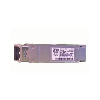 QSFP-40G-SR-BD Cisco 40Gbps 40GBase-SR4 Multi-Mode Fiber 150m 850nm MTP/MPO Connector QSFP+ Transceiver Module