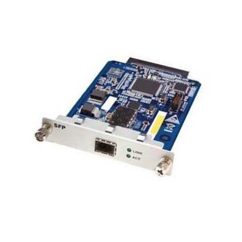 1PJXM-1SFP-S Juniper Single-port SFP Mini Interface Module (Mini-PIM) 1 x Gigabit Ethernet Interface Module (Refurbished)