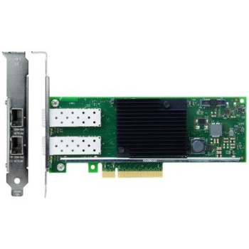 00JY940 Lenovo Intel Dual-Ports Copper 10Gbps PCI Express 3.0 x8 Low Profile Ethernet Server Network Adapter