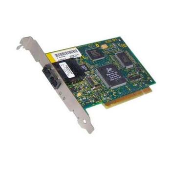 3CR990-FX-97 3Com 100 Secure Fiber-FX Network Adapter PCI 1 x SC 100Base-FX