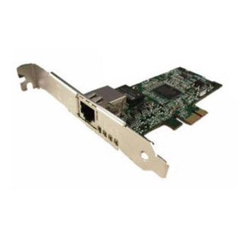 R8278 Dell Broadcom 5721LF Single-Port 10/100/1000 PCI Express Gigabit Network Interface Card for PowerEdge And Precision 380