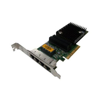 511-1422-01 Sun Quad Port PCI-Express x8 Gigabit Ethernet UTP Low Profile Network Adapter