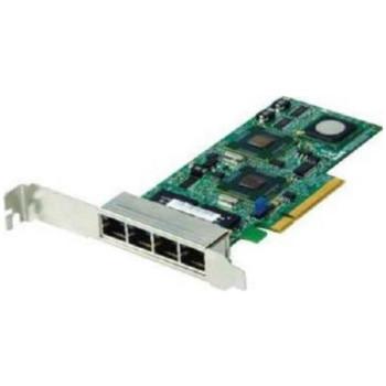 AOC-SG-I4 SuperMicro 4-Ports LP PCI Express 2.0 Gigabit Ethernet Lan Card