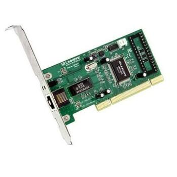 LNE100TX-LP Linksys Etherfast 10-100 Lan Short Bracket Network PCI Card