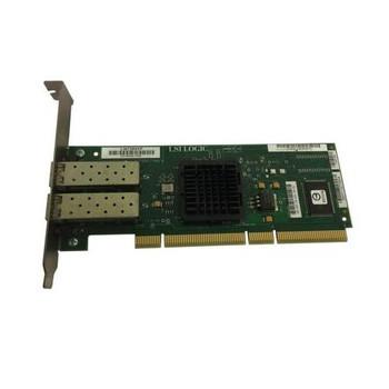 LSI Logic LSI7404XP-LC 4Gb//s Quad-Port Fiber Channel PCI-X Host Bus Adapter