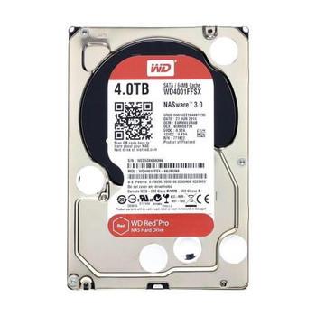WD4001FFSX Western Digital 4TB 7200RPM SATA 6.0 Gbps 3.5 64MB Cache Red Hard Drive