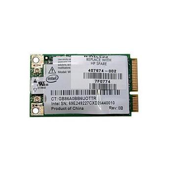 407674-003 HP Mini PCI Broadcom WiFi Bluetooth 802 11a/b/g Wireless