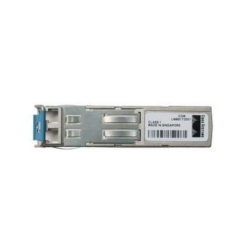 GLC-SX-MM=-RF Cisco 1.25Gbps 1000Base-SX Multi-mode Fiber 550m 850nm Duplex LC Connector SFP Transceiver Module (Refurbished)