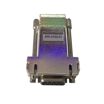 530-3100-01 Sun DB9 to RJ-45 Serial Port Adapter