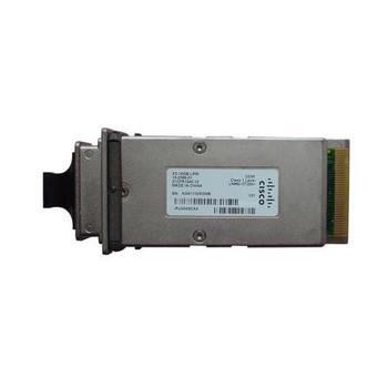 X2-10GB-LRM= Cisco 10Gbps 10-GBase-LRM Multi-Mode Fiber 220m 1310nm Duplex SC Connector X2 Transceiver Module