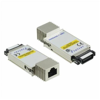 FCL-8521-3 Finisar 1.25Gbps 1000Base-T Copper 100m RJ-45 Connector GBIC Transceiver Module