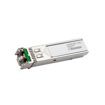 CWDM-SFP-1350 Cisco 1Gbps 1000Base-CWDM Single-mode Fiber 80km 1350nm Duplex LC Connector SFP Transceiver Module (Refurbished)