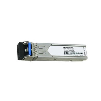 EX-SFP-1FE-FX Juniper 100Mbps 100Base-FX SFP 1310nm 2km Transceiver Module (Refurbished)