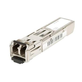 GLC-SX-MM-RGD Cisco 1.25Gbps 1000Base-SX Multi-mode Fiber 550m 850nm Duplex LC Connector SFP Transceiver Module