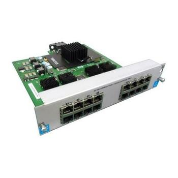 J8764A HP ProCurve Switch vl 16-Ports 10/100/1000Base-T Gigabit Expansion Module (Refurbished)