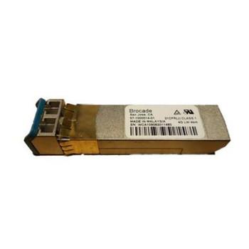 57-1000262-01 Brocade 16Gbps ELWL Single-mode Fiber 25km 1310nm Fiber Channel SFP+ Transceiver Module