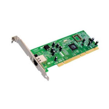EG1064 Linksys 10/100/1000BTX GBE 64Bit PCI RJ45 Instant Gigabit Network Adapter