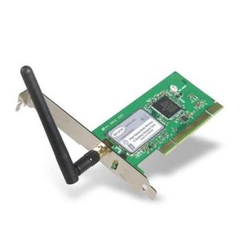 F5D7001 Belkin 125mbps 802.11g Wireless PCI Desktop Network Adapter Card