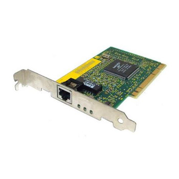3C450 3Com HomeConnect Network Fast Ethernet Adapter PCI 1 x RJ-45 10/100Base-TX Internal
