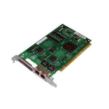 010312-000 HP 10/100 Dual Ethernet Card 64-Bit PCI Interface