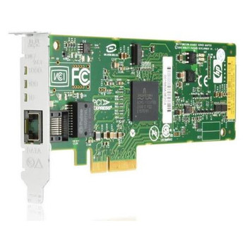 395861-001 HP NC373T PCI-Express Single Port 1000Base-X Multifunction Gigabit Ethernet Network Interface Card (NIC)