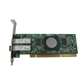FC2410401-33 QLogic SANBlade 4GB PCI-X Dual Ports Fibre Channel Host Bus Adapter