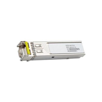 0231A11U H3C 1Gbps 1000Base-BX Single-mode Fiber 10km 1310nmTX/1490nmRX LC Connector SFP Transceiver Module