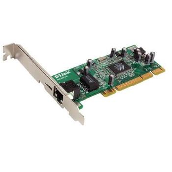 DGE-530T-A1 D-Link Single-Port RJ-45 10/100/1000Mbps 32-Bit PCI Bus Gigabit Desktop Ethernet Adapter