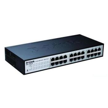 DES-1100-24 D-Link 24-Ports EasySmart Network Ethernet Switch (Refurbished)