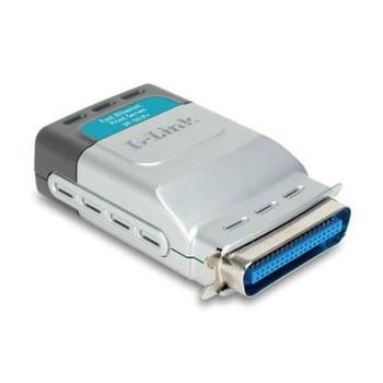 DP-301P+ D-Link 10/100Mbps Fast Ethernet Print Server (Refurbished)
