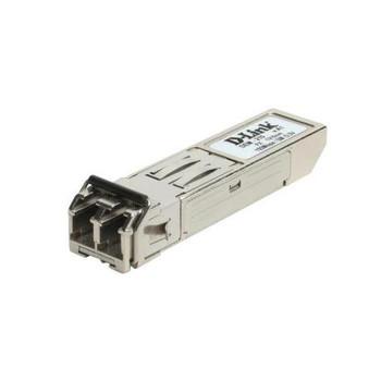 DEM-210 D-Link 100Mbps 100Base-FX Single-mode Fibre 10km 1310nm Duplex LC Connector SFP (mini-GBIC) Transceiver Module