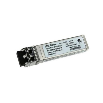 00MJ103 IBM 8Gbps Fibre Channel SW SFP Transceiver (Pair)