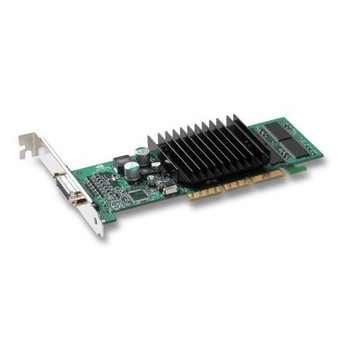 272204-001 HP Nvidia Quadro-4 200NVS 64MB AGP ATX Dual Monitor Video Card
